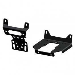 Polaris RZR 1000 Winch Mount (2 and 4 places)