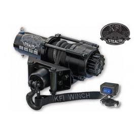 KFI 2500lbs Stealth Winch