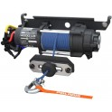 Polaris PRO HD 4500 Lb. Winch with Rapid Rope Recovery