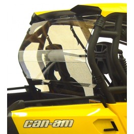 CAN-AM COMMANDER REAR WINDSHIELD (UP TO 2013)