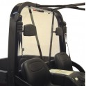 ARCTIC CAT PROWLER REAR WINDSHIELD (Rectangular tube roll cage)