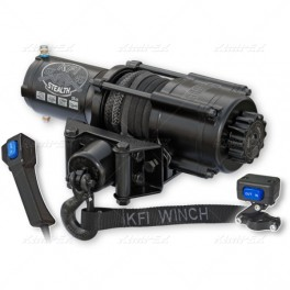KFI WINCH 4500LBS STEALTH SERIES