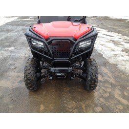 Honda Pioneer 500 Bison Front Bumper Brush Guard