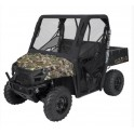 Polaris Ranger 800 Diesel Black Cab Enclosure