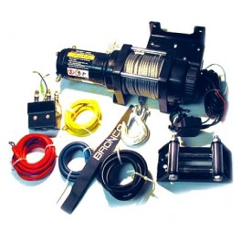Bronco Generation I 2500lbs Winch