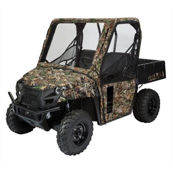 polaris ranger 800 diesel camo cab enclosure. Black Bedroom Furniture Sets. Home Design Ideas