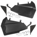 RZR 900 Lower Half Doors 2.0