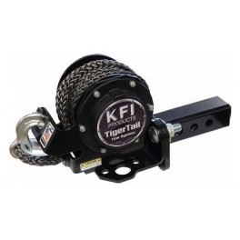 "KFI Tiger Tail Tow System & 1 1/4"" Receiver"